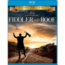 Fiddler On The Roof (40th Anniversary Edition) (Blu-ray + DVD) (Bilingual)