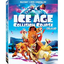 Ice Age: Collision Course (Blu-ray + DVD + Digital HD + Halloween Bag) (Bilingual)