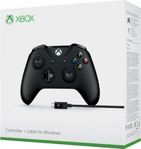 Microsoft Xbox Controller + Cable for Windows