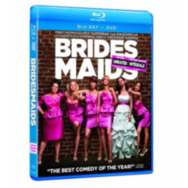 Bridesmaids (Rated/Unrated) (Blu-ray + DVD)