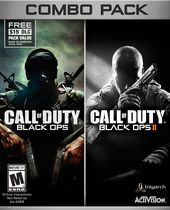 Call of Duty: Black Ops I & II Combo Pack (Xbox 360)