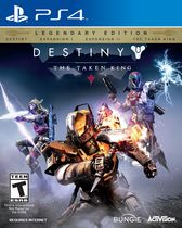 Destiny: The Taken King Legendary Edition PS4 - English