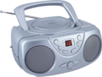 Sylvania Portable CD Radio