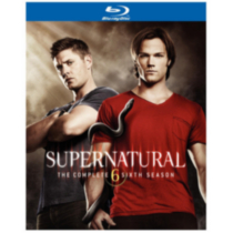 Supernatural: The Complete Sixth Season (Blu-ray)