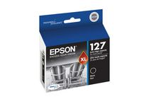 Epson 127 (T127120) Black Ink Cartridge, Extra High-Capacity