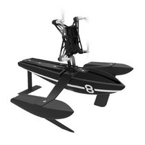 Parrot Hydrofoil MiniDrone Orak with Aerial VGA Mini Camera - Black