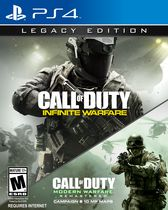 Call Of Duty: Infinite Warfare Legacy (PS4) - English