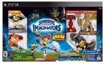 Skylanders Imaginators Crash Starter Pack (PS3)