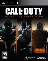 Jeu vidéo Call of Duty : Collection Black Ops pour PS3 - Version anglaise