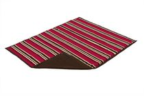 The Shrunks Outdoor Family Size Blanket Red