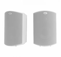 Polk Audio Atrium 5 All-Weather Outdoor White Speakers
