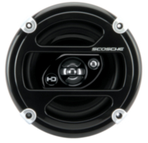 SCOSCHE 6.50in 3-Way Triaxial Speaker