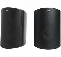 Polk Audio Atrium 6 All-Weather Outdoor Black Speakers