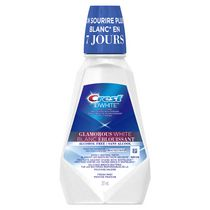 Crest 3D White Multi-Care Whitening Glamorous White Fresh Mint Oral Rinse
