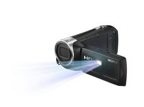 Sony HDR Handycam with Built-in Projector - PJ440