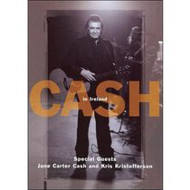 Johnny Cash - Cash In Ireland 1993 (Music DVD)