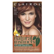 Clairol Natural Instincts Hair Colour Auburn