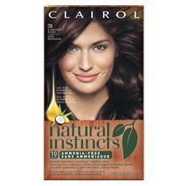 Clairol Natural Instincts Hair Colour Burgundy