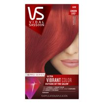 Vidal Sassoon Pro Series Permanent Hair Colour Runway Red