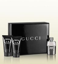 Gucci Guilty 90 ml Eau de toilette Spray + 50 ml After shave + 50 ml Shower Gel -Set For Men