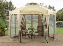 hometrends Gilded Grove 12' Gazebo