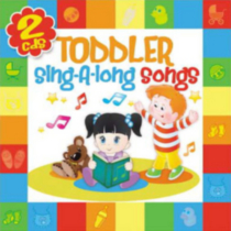 Various Artists - KidzUp: Toddler Sing-a-Long Songs (2CD)