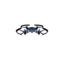 Parrot Airborne Night MiniDrone MacLane with Aerial VGA Mini Camera - Blue