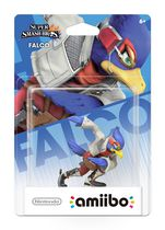 Figurine « Falco séries Super Smash » amiibo