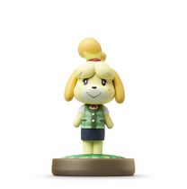 Isabelle amiibo: Character Figure Summer Outfit Animal Crossing Series