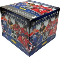 Hockey Canada 2016-2017 Panini NHL Sticker Box, 50 Pack - Bilingual