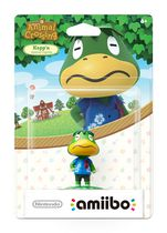 Figurine amiibo Kapp'n - Série Animal Crossing