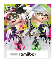 amiibo Callie & Marie Splatoon 2-Pack