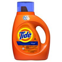 Tide High Efficiency Original Liquid Laundry Detergent
