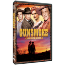 Gunsmoke: The Fifth Season, Vol. 1