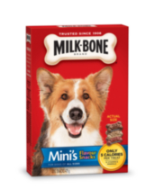 Milk-Bone* Mini's Flavour Snacks for Dogs
