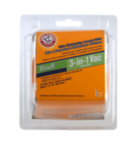 Arm & Hammer Vacuum Filter Bissell 3 In 1