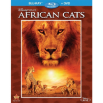 Disneynature: Félins D'Afrique (Blu-ray + DVD) (BD Amaray)