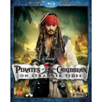 Pirates Of The Caribbean: On Stranger Tides (2-Disc) (Blu-ray + DVD) (BD Amaray)