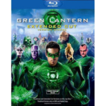 Green Lantern (2011) (Extended Cut) (Blu-ray) (Bilingual)