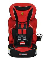 Ferrari (Beline SP) 3-in-1 Highback Booster Car Seat with Harness