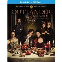 Outlander: Season Two (Blu-ray + Digital) (Bilingual)