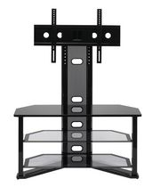 Z-Line Madrid Flat Panel TV Stand with Integrated Mount