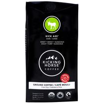 Kicking Horse® Coffee Organic Kick Ass® Dark Roast Ground