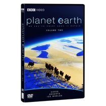 Planet Earth, Vol. 2: Caves / Deserts / Ice Worlds