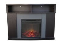 "Decor Flame 42"" Electric Fireplace"