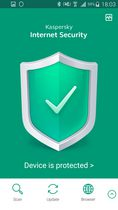 Kaspersky Internet Security for Windows