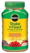 Miracle-Gro® Shake 'n Feed® Tout Usage 12-4-8