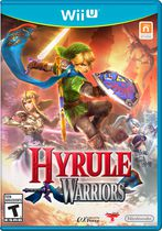 Hyrule Warriors WiiU