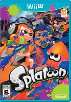 Splatoon (WIIU Game)