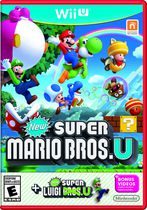New Super Mario Bros. U + New Super Luigi U WiiU